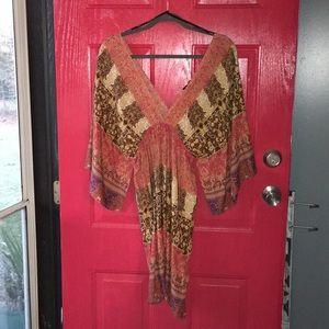 Women's Boho Dress